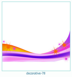 decorativo Photo Frame 78