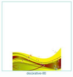 decorativo Photo Frame 80