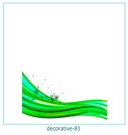 decorativo Photo Frame 81