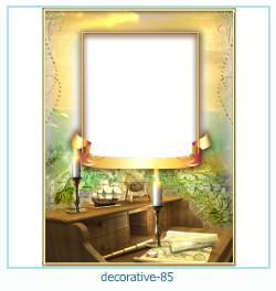 decorativo Photo marco 85