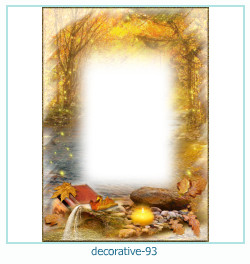 decorative Photo frame 93