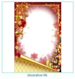 decorativo Photo marco 96