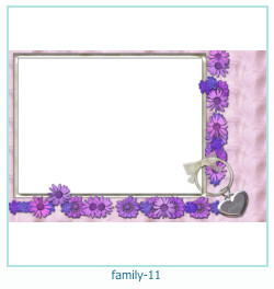 family Photo frame 11