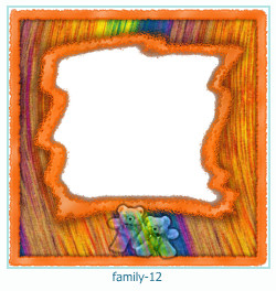 family Photo frame 12