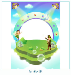 family Photo frame 19