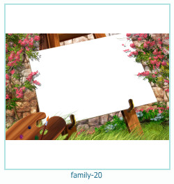 family Photo frame 20