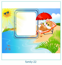 family Photo frame 22