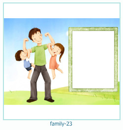 family Photo frame 23