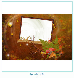 family Photo frame 24