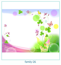 family Photo frame 26