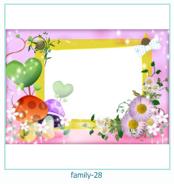 family Photo frame 28