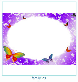 family Photo frame 29