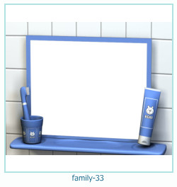 family Photo frame 33