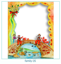 family Photo frame 35