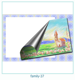 family Photo frame 37