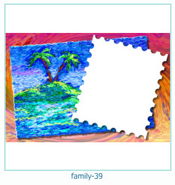 family Photo frame 39