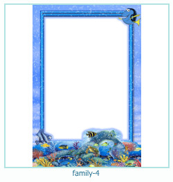 family Photo frame 4