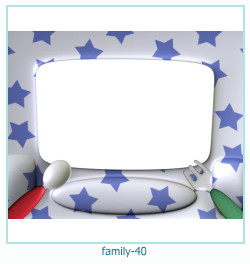 family Photo frame 40