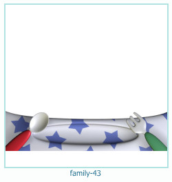 family Photo frame 43