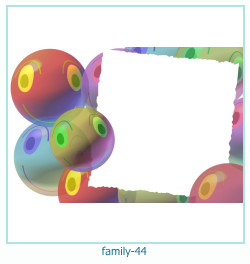 family Photo frame 44
