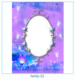 famiglia Photo frame 52