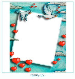 family Photo frame 55
