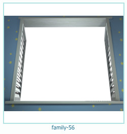 family Photo frame 56