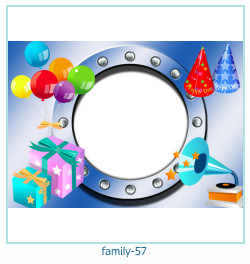 family Photo frame 57