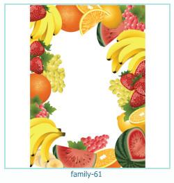 famiglia Photo frame 61
