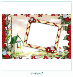 family Photo frame 62