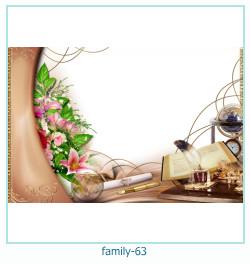 famiglia Photo frame 63