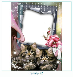 family Photo frame 72