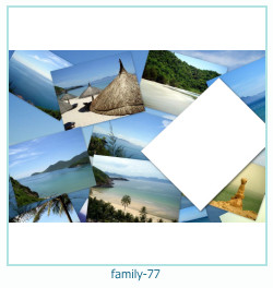 family Photo frame 77