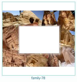 خانواده 78 قاب عکس