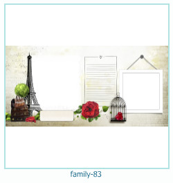 family Photo frame 83