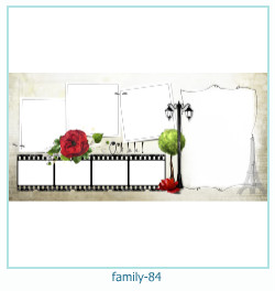 family Photo frame 84