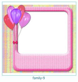 परिवार के फोटो फ्रेम 9