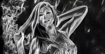 fumo dreamscope efeito de foto