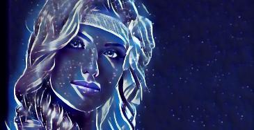 neon2 efeito dreamscope foto