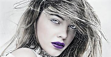 काले dreamscope फोटो प्रभाव