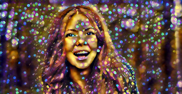 пузыри dreamscope фотоэффекта
