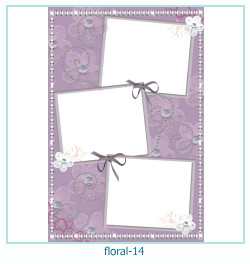 Floral Collagen Frames 14