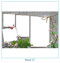 Floral Collagen Frames 17