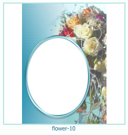flor ano 10 ano Photo Frame