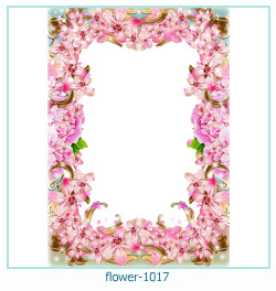 flower Photo frame 1017