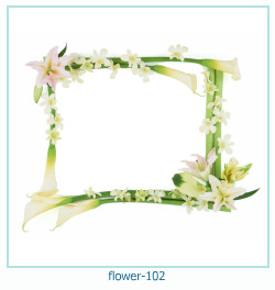 flower Photo frame 102