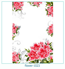 flower Photo frame 1023