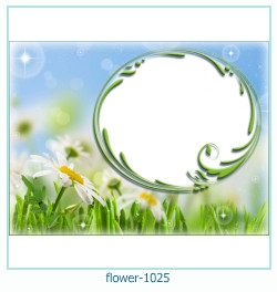 flower Photo frame 1025