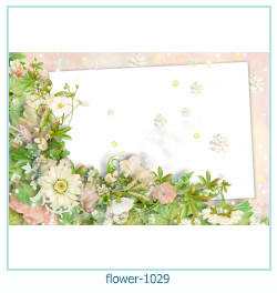 flower Photo frame 1029