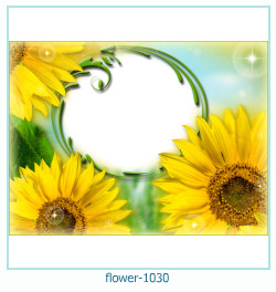 flower Photo frame 1030